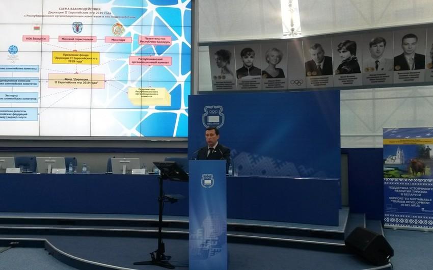 Georgi Katulin: Belarus Azərbaycan təcrübəsini öyrənəcək, amma Avropa Oyunlarına böyük xərc çəkməyəcək