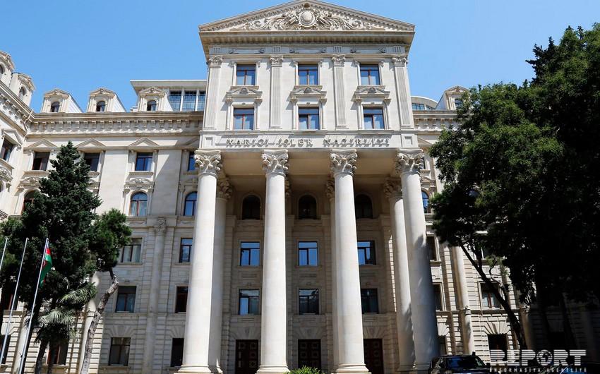 Azərbaycan XİN almaniyalı deputata viza verilməsindən imtinaya münasibət bildirib