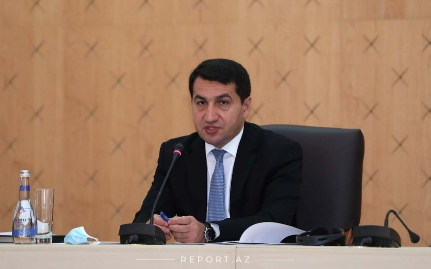Prezidentin köməkçisi: Bu, Azərbaycan xalqınınBöyük Vətən Müharibəsidir