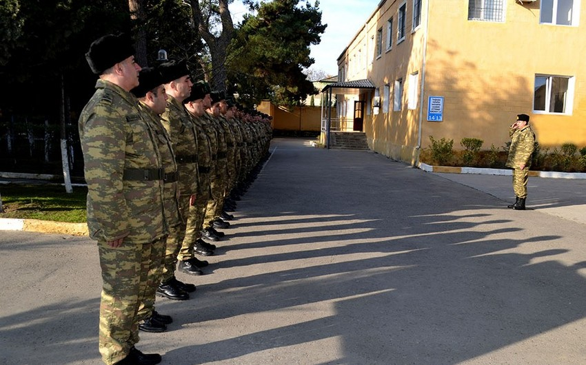 Azərbaycan Ordusunda hərbi topoqrafların təlim-metodiki toplanışı keçirilir