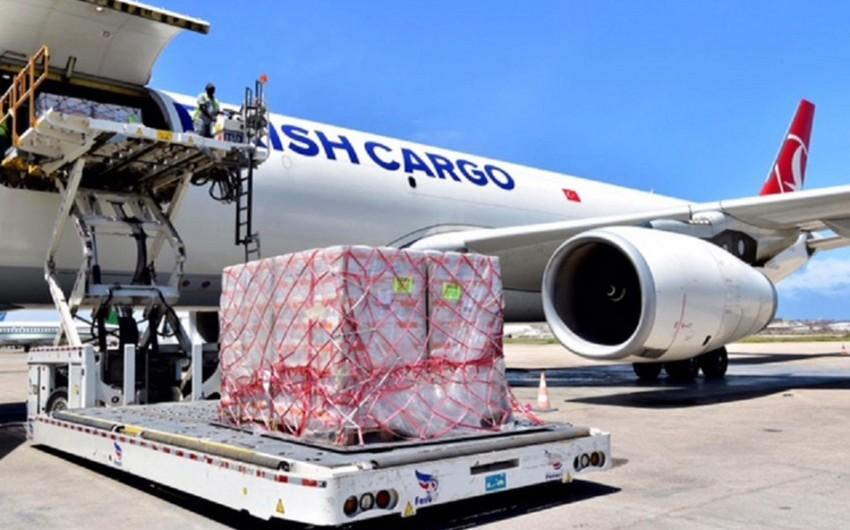 Türk Hava Yolları qlobal yük daşımalarındakı payını artırıb