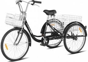 Azərpoçt 3 təkərli velosipedlər alır