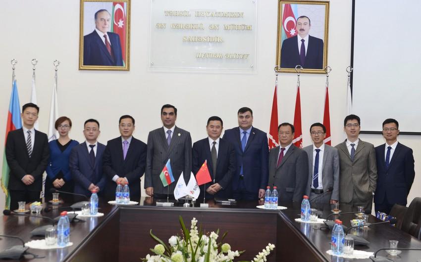 Çinin CMİG şirkəti BANM ilə əməkdaşlıq edəcək