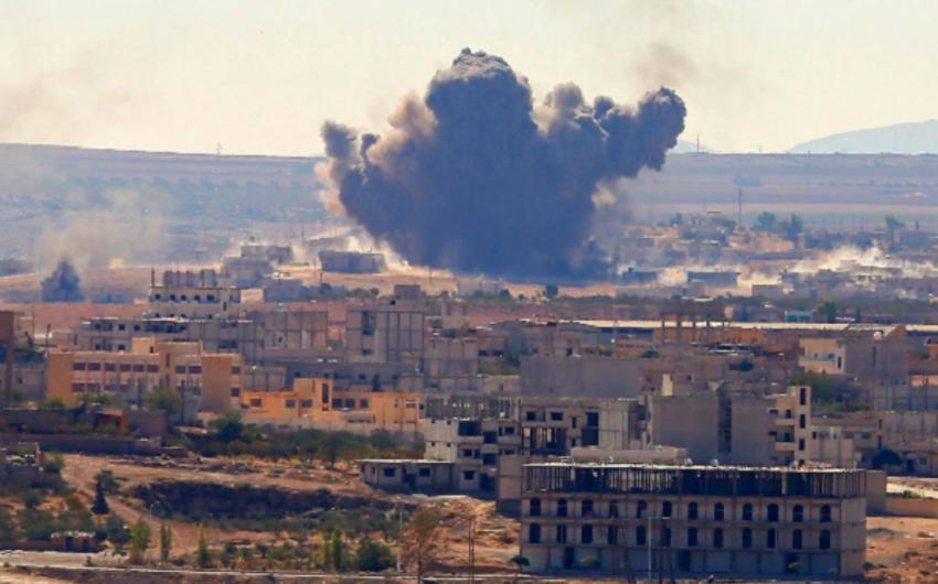 """Suriyada İŞİD-in """"paytaxtı""""nın mühasirəyə alınması üzrə əməliyyat başlayıb"""