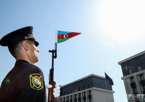 Azerbaijani police mark 102nd anniversary