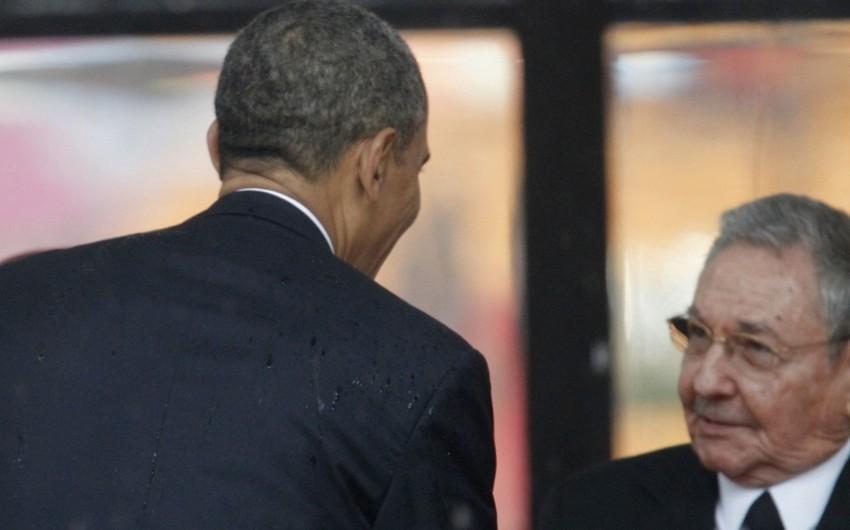 Белый дом: Обама и Кастро могут пообщаться на Саммите Америк в Панаме