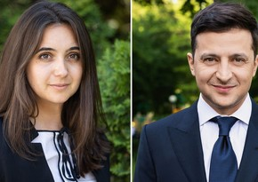 Ukrayna prezidentinin mətbuat katibi Zelenskinin şəxsi keyfiyyətlərini açıqladı
