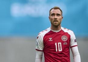 Эриксен обратился к болельщикам после остановки сердца во время матча Евро