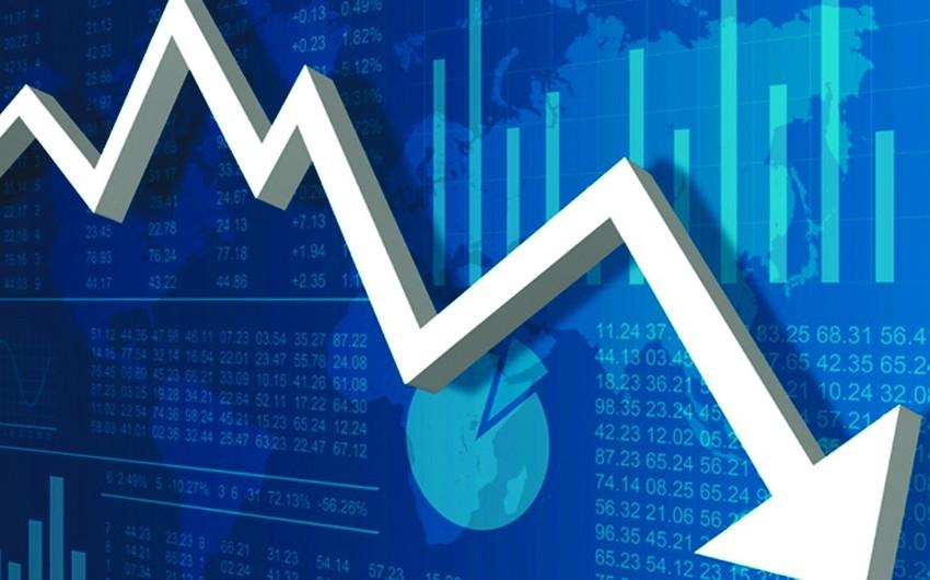 Azərbaycanda sənaye istehsalı 6% azalıb