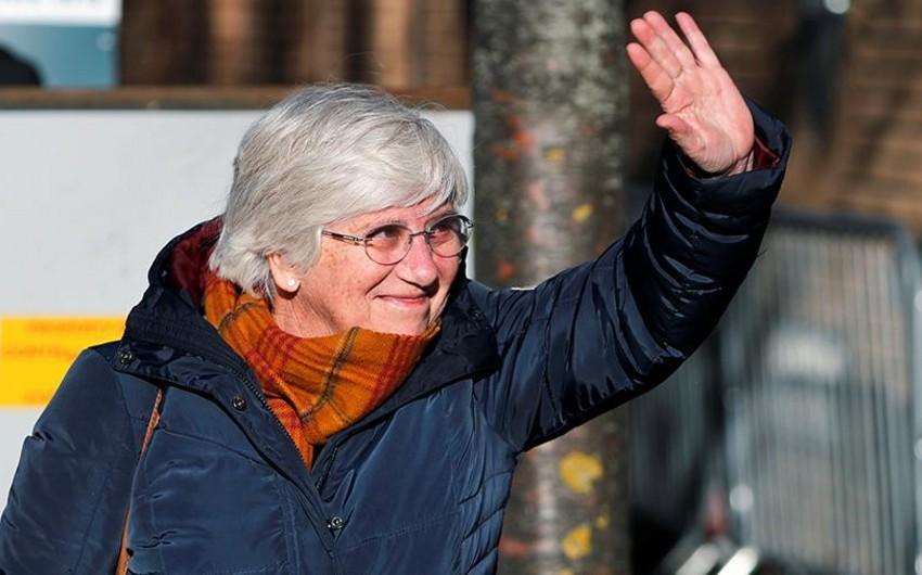 Шотландский суд освободил под залог бывшего министра правительства Каталонии
