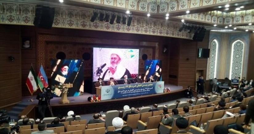 Iran hosts international conference on Karabakh
