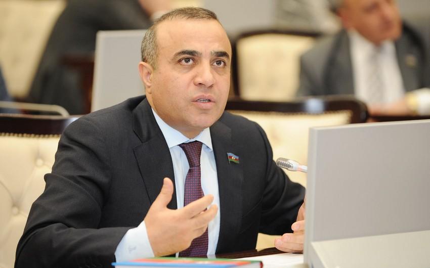 Milli Məclisin deputatı: Bloqer Aleksandr Lapşinin Belarusdan Azərbaycana ekstradisiya edilməsi mühim hadisədir