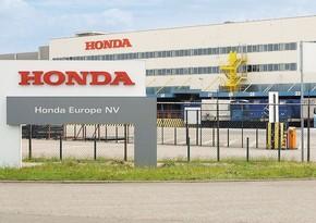 Honda приостановит производство мотоциклов в Индии