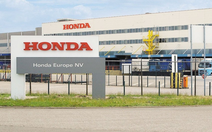Honda 2021-ci ildə Türkiyədəki zavodunu bağlayacaq