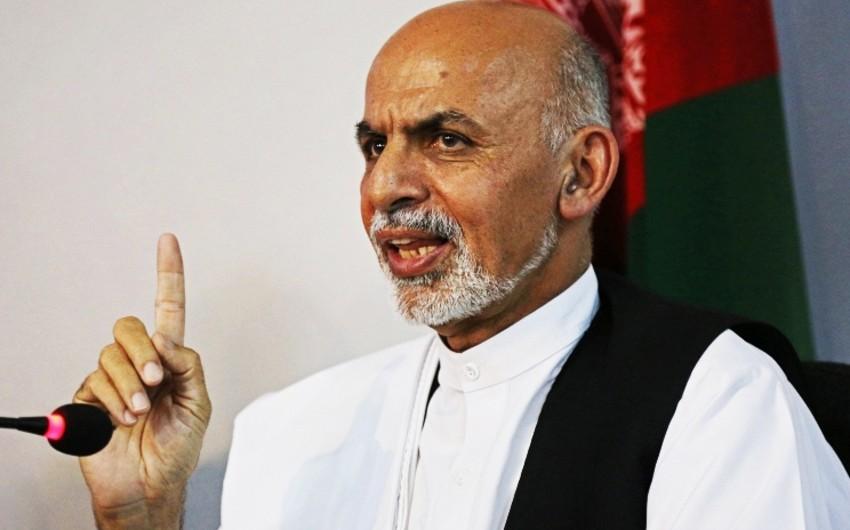 Əfqanıstan prezidenti Talibana hökumətdə yer təklif edib