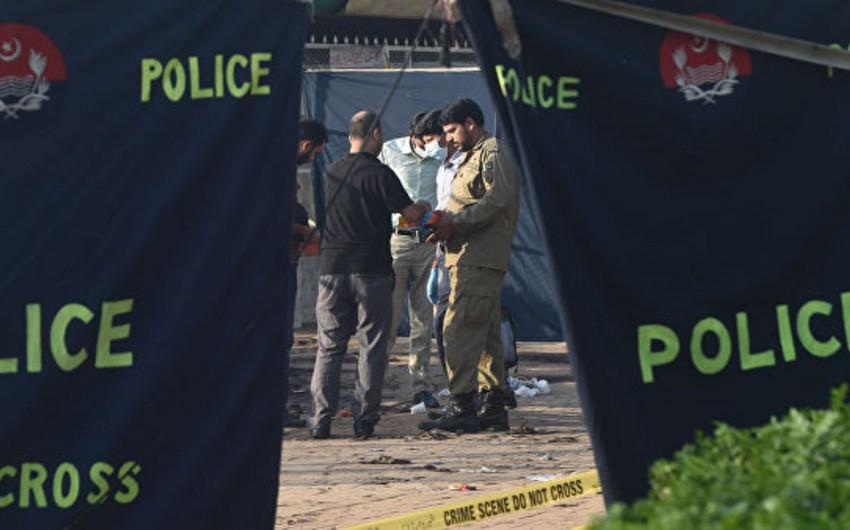 Pakistanda konvoya hücum zamanı təhlükəsizlik qüvvələrinin bir neçə əməkdaşı həlak olub