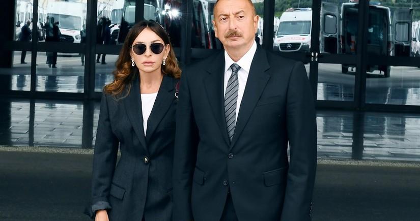 İlham Əliyev və Mehriban Əliyeva Çingiz Qacarın vəfatı ilə əlaqədar nekroloq imzalayıblar