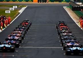 Formula 1: Mercedes sınaq yürüşündə sıradan çıxdı