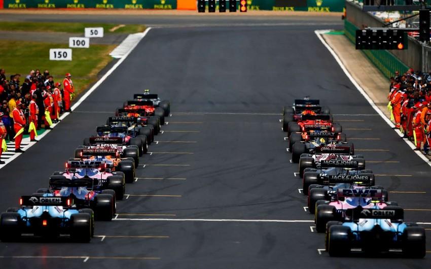 """""""Formula 1"""": İlk dəfə Qran-pri azarkeşlərlə keçiriləcək"""