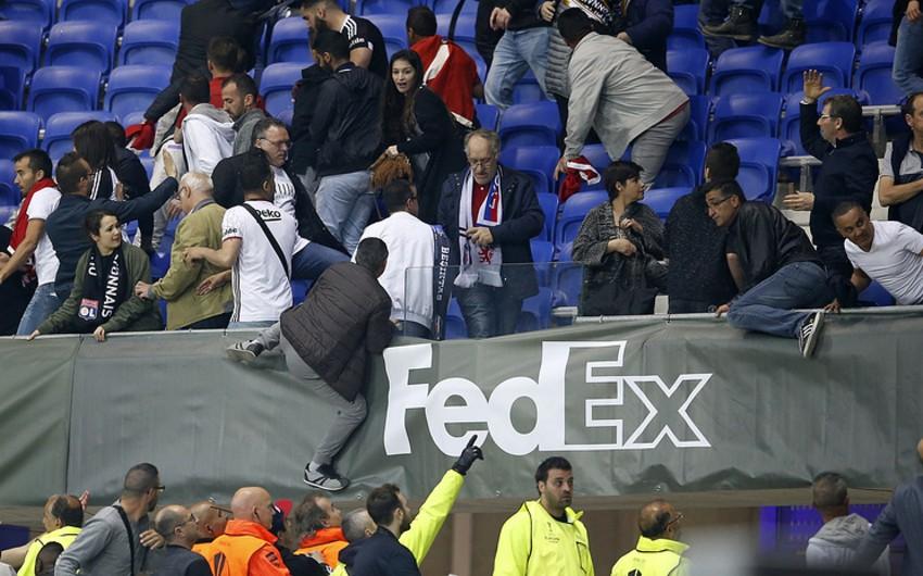 UEFA Lion - Beşiktaş oyunundan əvvəl baş verənlərlə əlaqədar qərarını açıqlayıb