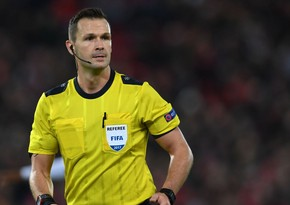 Referees of Cyprus-Azerbaijan match revealed