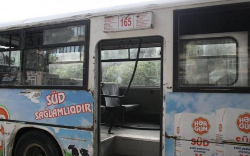 Bakıda 165 saylı marşrut avtobusunun hərəkət istiqaməti bərpa olunub