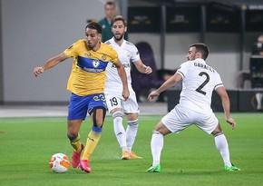 İsrailli futbolçu: Qarabağla matçda qazanılan 3 xal bizim üçün stimuldur