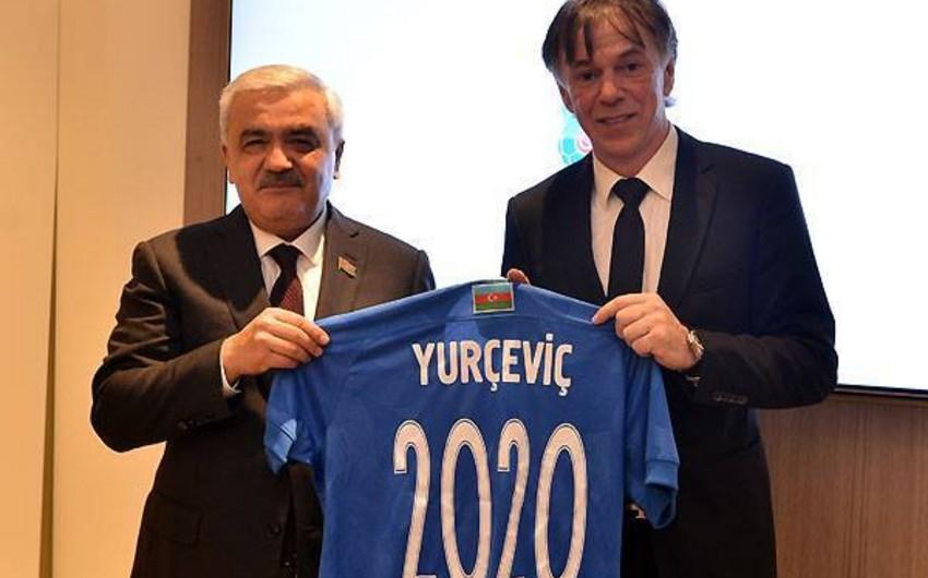 Определился главный тренер сборной Азербайджана по футболу