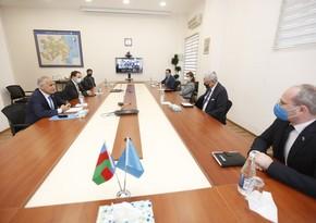 Президент Генеральной Ассамблеи ООН посетил офис организации в Баку