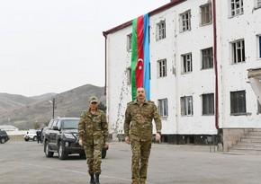 İlham Əliyev: Düşməni məcbur etdik ki, Ağdam rayonundan çəkilsin