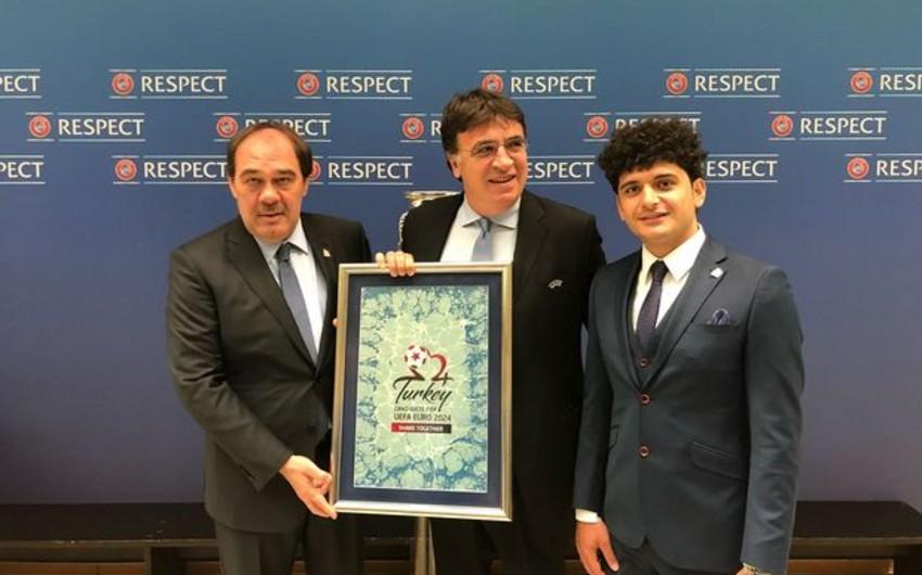 Турция подала заявку на проведение чемпионата Европы - 2024