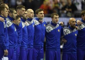 Rusiya millisi dünya çempionatında federasiyanın bayrağı altında yarışacaq