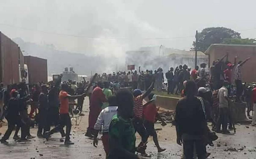 Kamerunda 160-dan çox məhbus həbsxanadan qaçıb