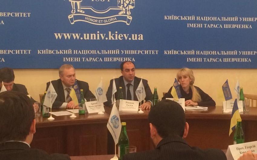 Проживающие в Украине азербайджанцы обратились к руководству страны
