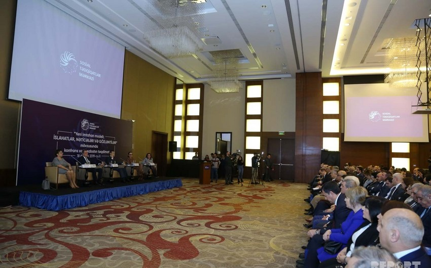 Обнародованы результаты опроса в связи с новой моделью экзаменов в Азербайджане