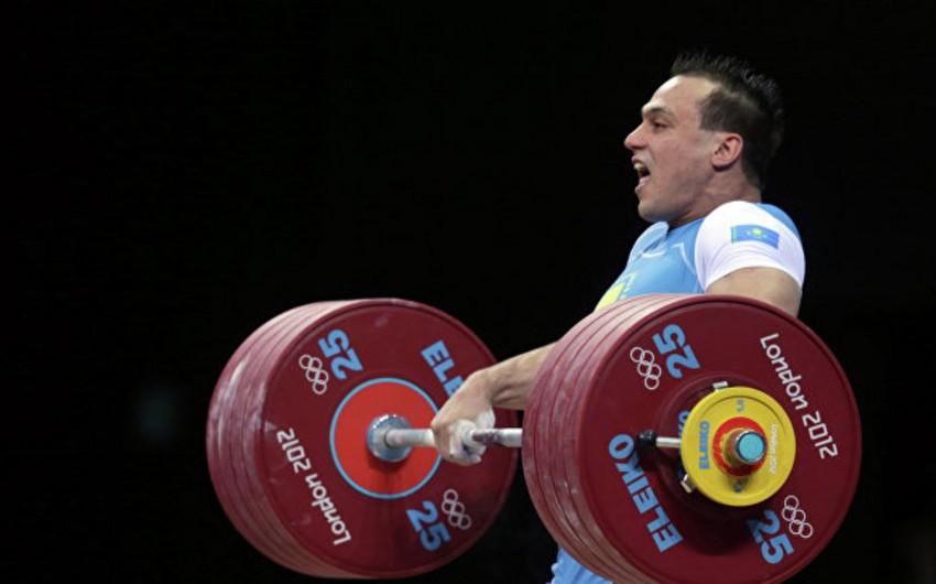 Qazaxıstanlı ikiqat olimpiya çempionu qazandığı qızıl medallardan məhrum olub