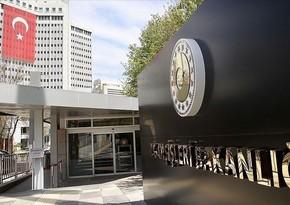 Türkiyə Azərbaycan-Türkmənistan Anlaşma Memorandumunu alqışladı