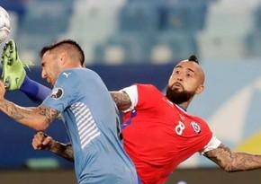 Копа Америка: Чили сыграла вничью с командой Уругвая
