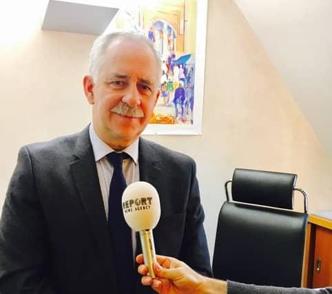Андре Вилье: Во французской прессе мы сталкиваемся с необоснованной критикой в адрес Азербайджана