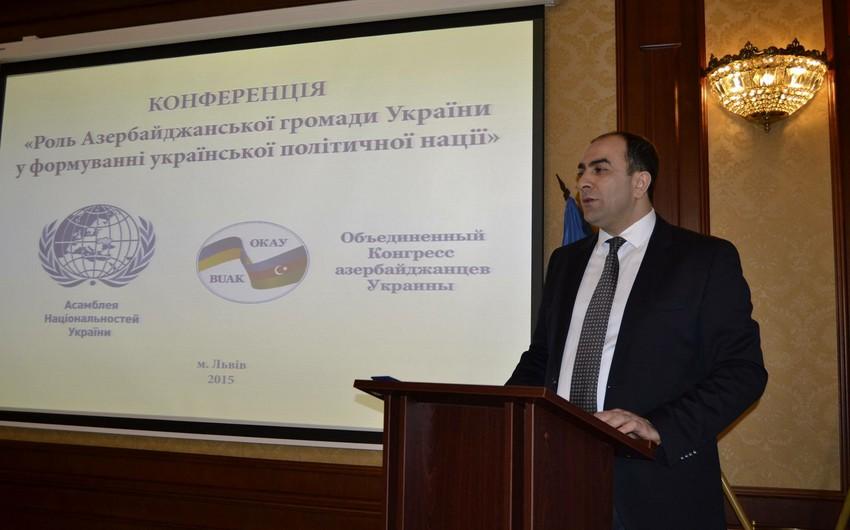 Azərbaycan diasporunun Lvovda nümayəndəliyi yaradılıb