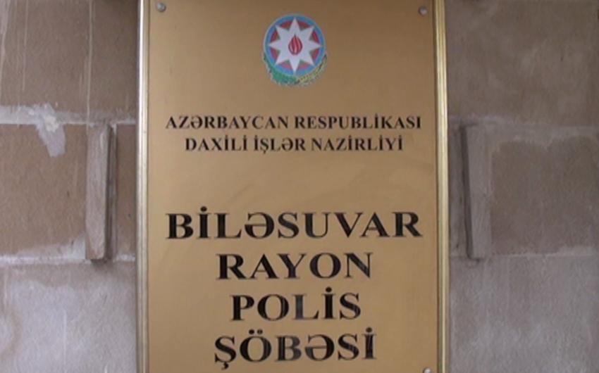 Biləsuvar Polis Şöbəsinə yeni rəis təyin edilib