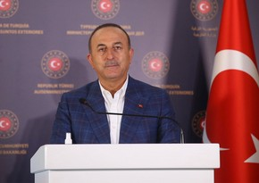 Turkish FM due in Baku
