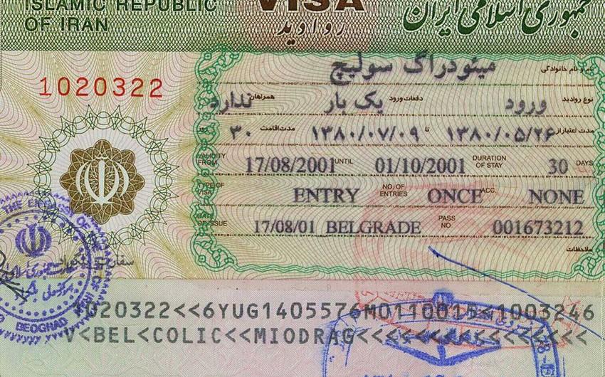 Посольство Ирана внесло ясность по поводу информации об отменене виз для граждан Азербайджана