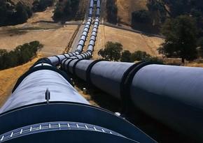 Азербайджан транспортировал 7,6 млрд кубометров газа по TANAP