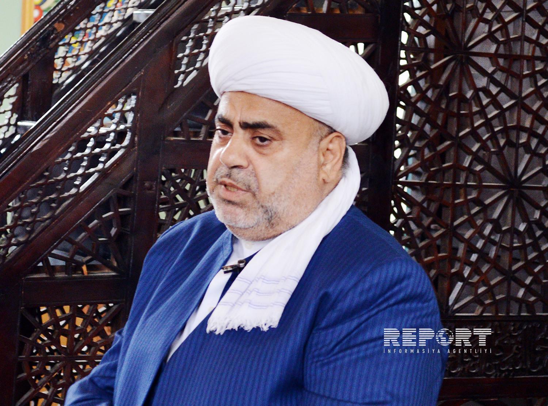 Во всех мечетях Азербайджана будет совершен намаз в память шехидов в Турции