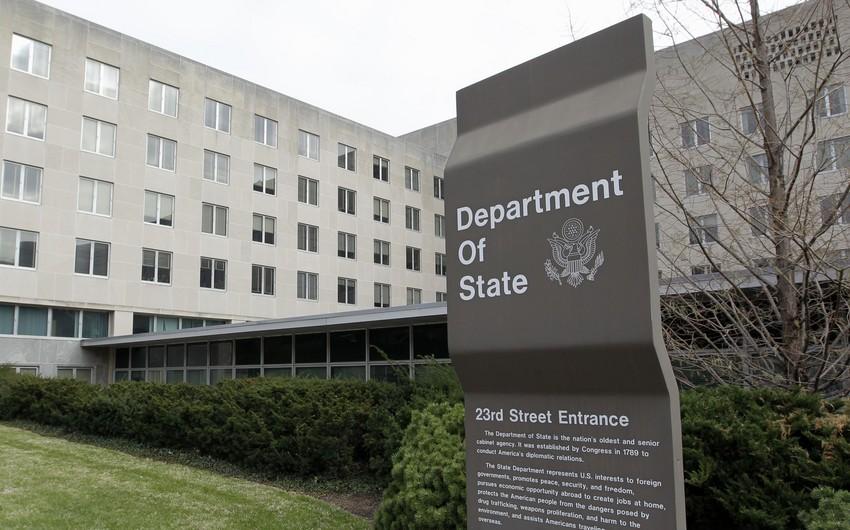 Dövlət Departamenti: Süleymaninin öldürülməsindən sonra ABŞ-ın İrana qarşı strategiyası dəyişməyəcək