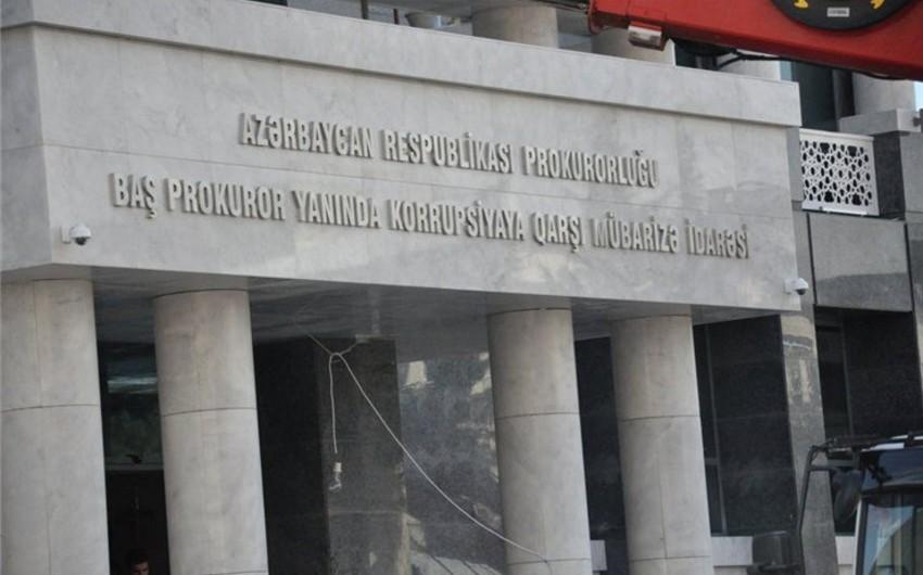 Azərbaycanda rayon təhsil şöbəsinin rəhbərliyinə cinayət işi açılıb