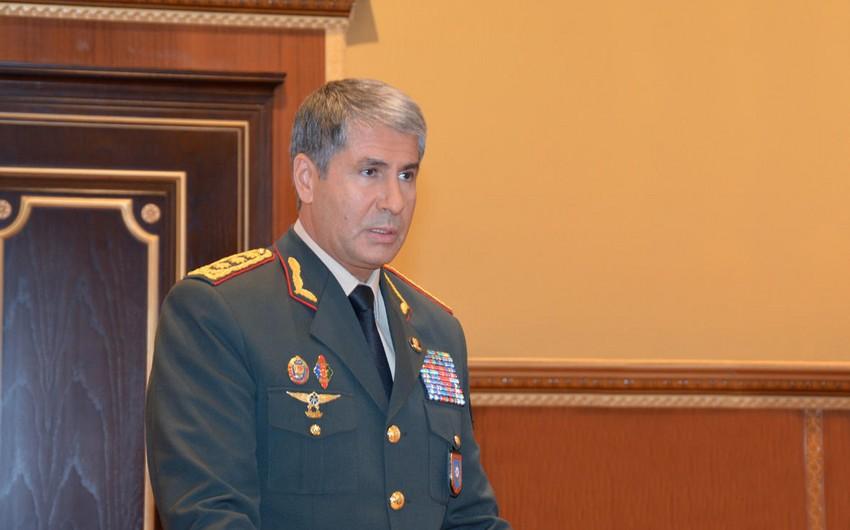 Vilayət Eyvazov polis bölməsinin rəisini vəzifədən azad etdi