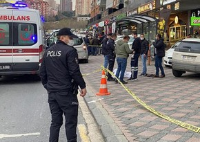 Azerbaijani killed in Istanbul shooting
