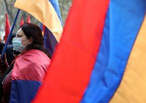 В Армении начался траур в связи с военными потерями